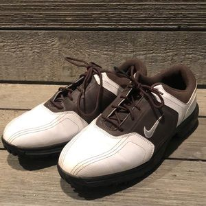 Men's Nike Golf Shoes, Sz 7.5 336040-102